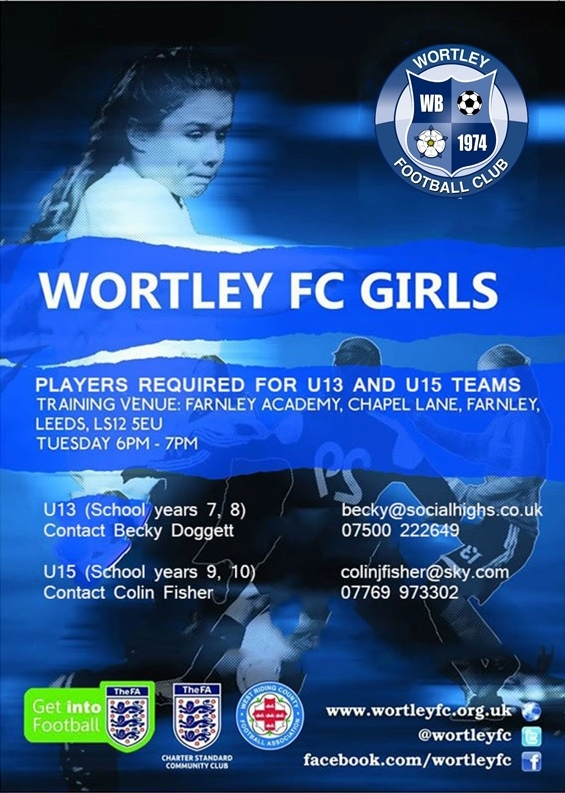 Wortley FC new players