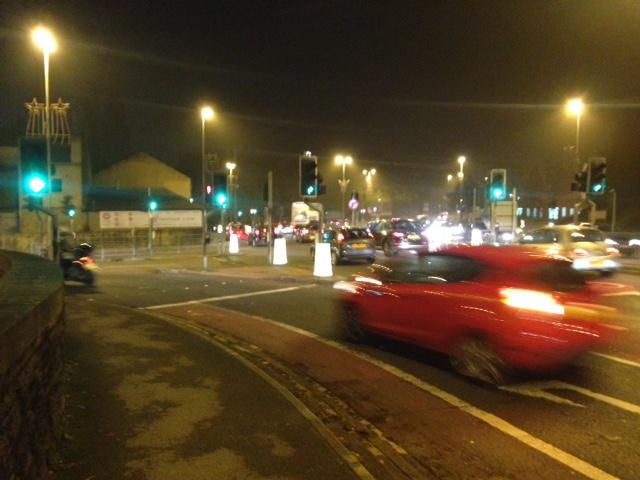 Kirkstall traffic lights