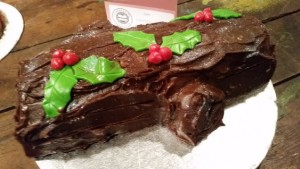 Chocolate Log Bundt – Sam
