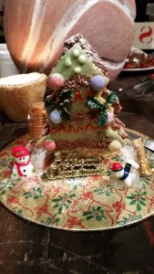 Christmas Tree Cake with a Surprise Filling – Christopher