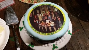 Christmas Cake (with cheese on the side – it's a Yorkshire thing!) – Mike