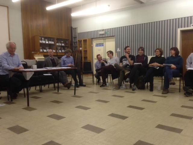 kirkstall neighbourhood plan meeting