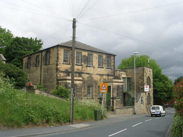 Farnley Hill Methodist Church