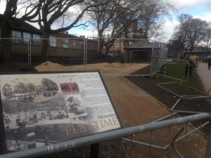 pudsey park picnic area