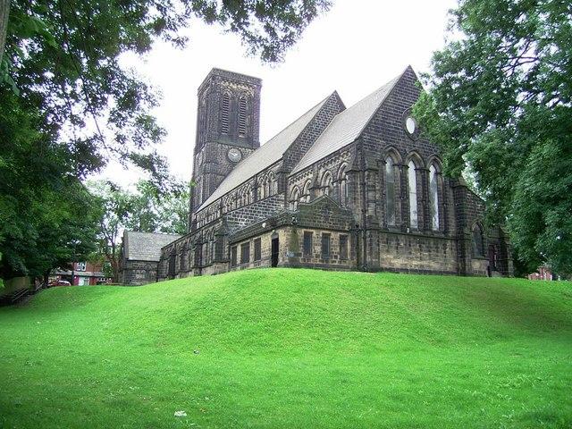 christ church armley