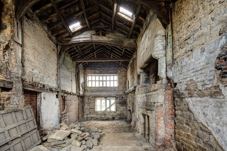 calverley old hall