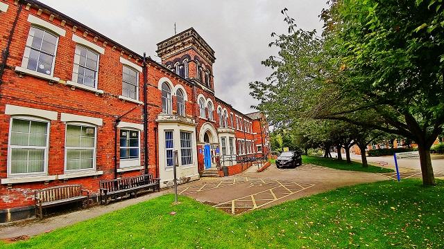 st marys hospital armley Main Block