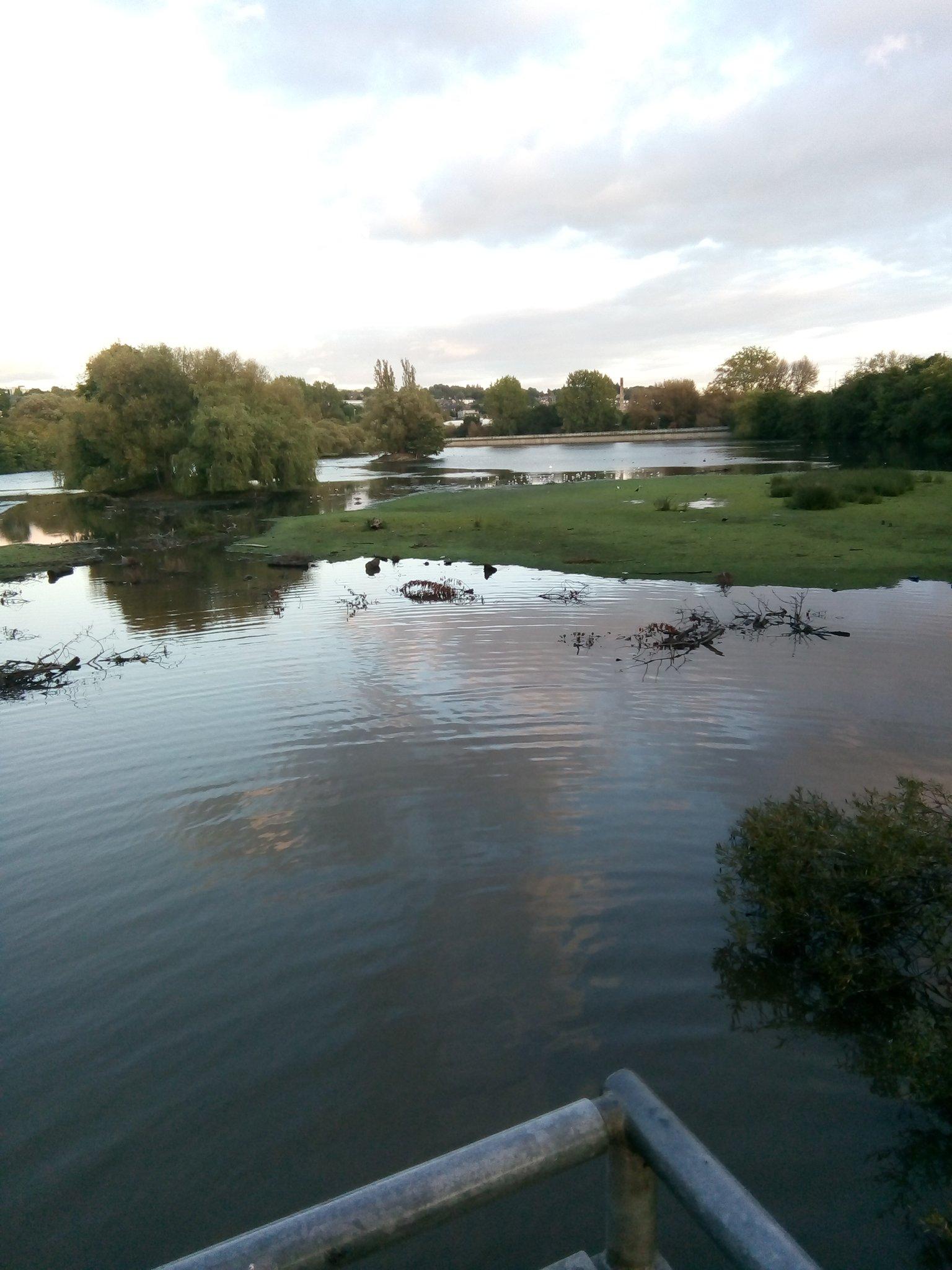 farnley reservoir 2