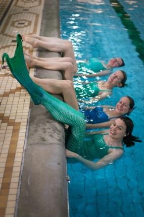 Mermaids bramley baths