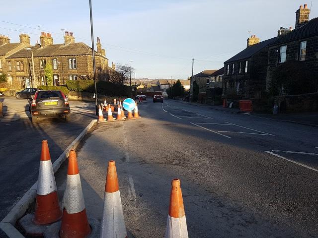 woodhall road Calverley