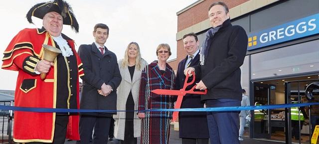 belgrave retail park opening