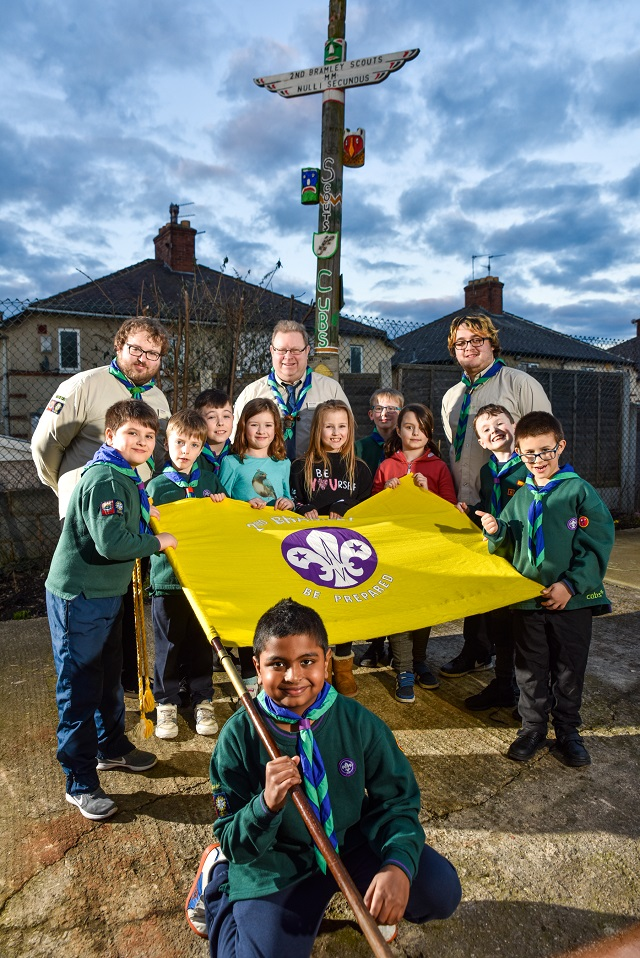 second bramley scouts