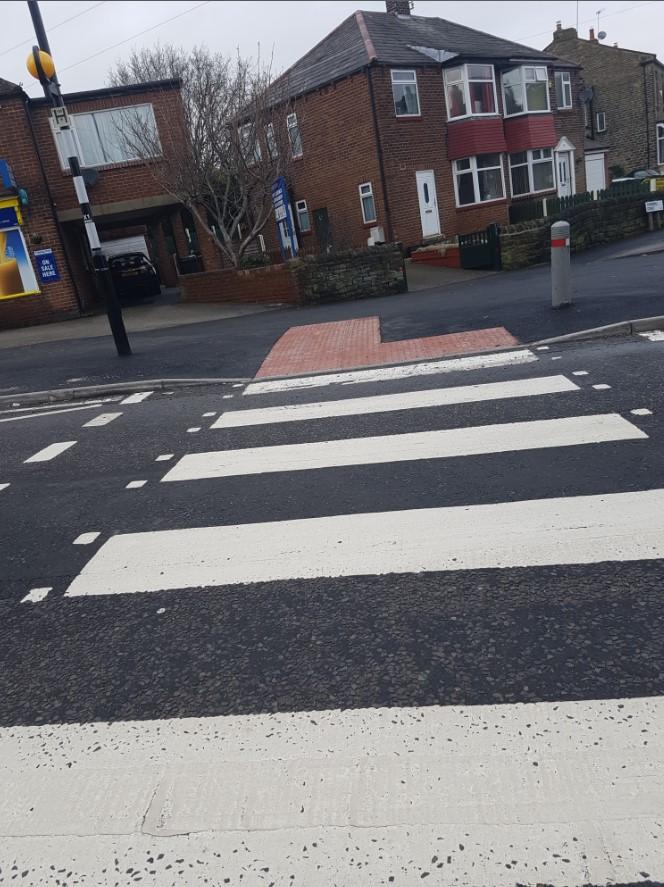 woodhall road crossing calverley 2