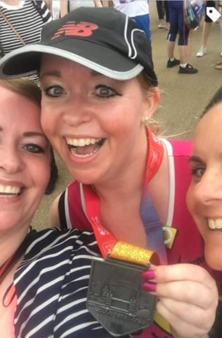 bramley breezers london marathon 2