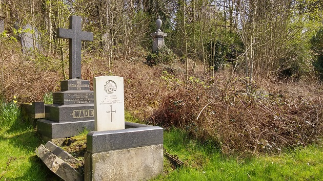 coal hill lane cemetery