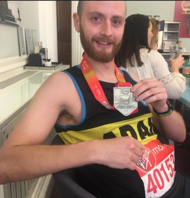 farsley flyers london marathon