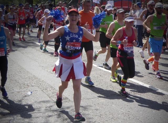 pudsey pacers london marathon