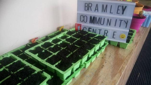 bramley community centre funders fair