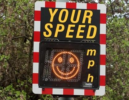 pudsey speeding
