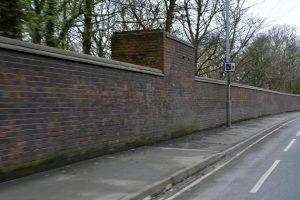 Kirkstall Forge Wall war defences