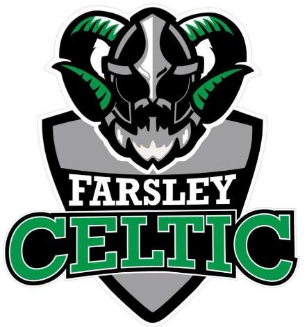 farsley celtic new badge