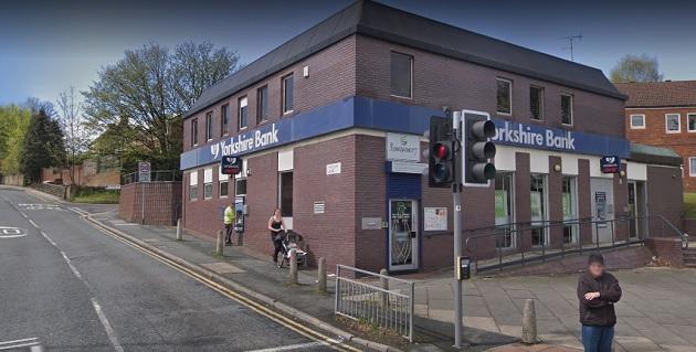 yorkshire bank Bramley