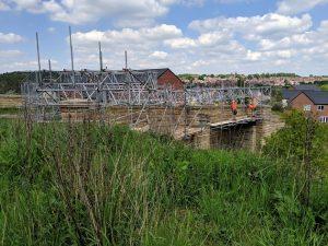 royds lane bridge lower wortley
