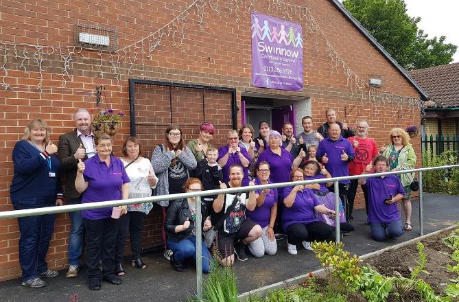 swinnow community centre refurbishment 4