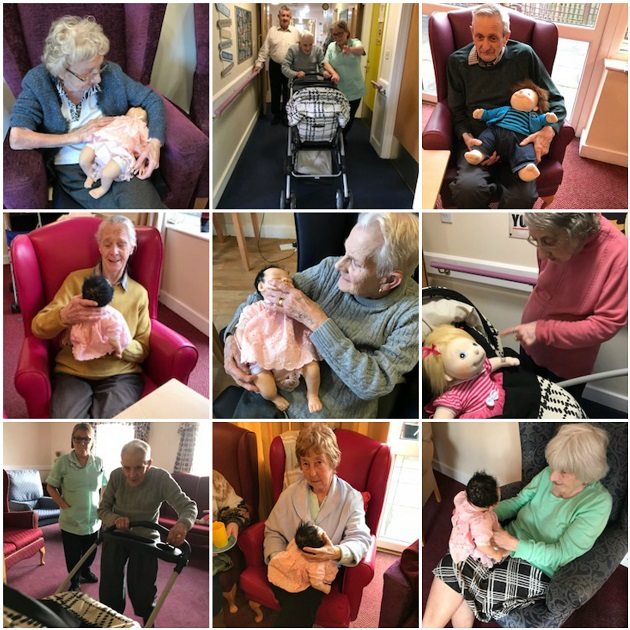 paisley lodge Therapy Dolls