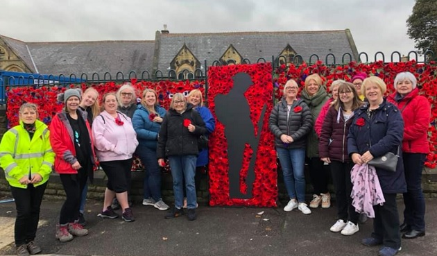 pudsey poppies knitters and natterers