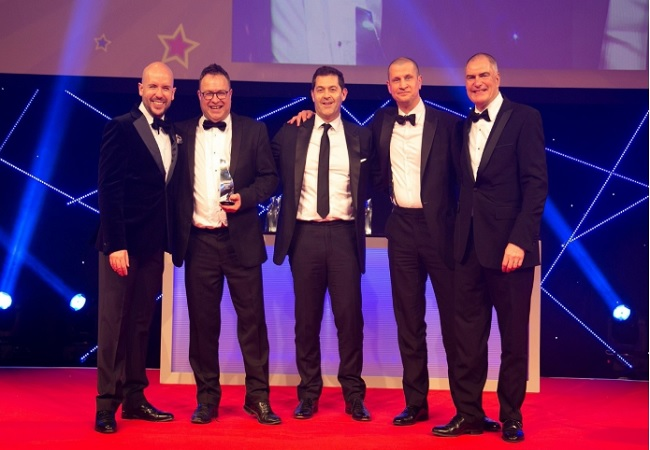 linley & Simpson award pudsey