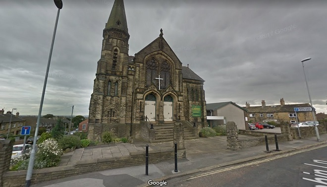 st andrews methodist church