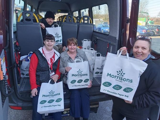 bramley food donations