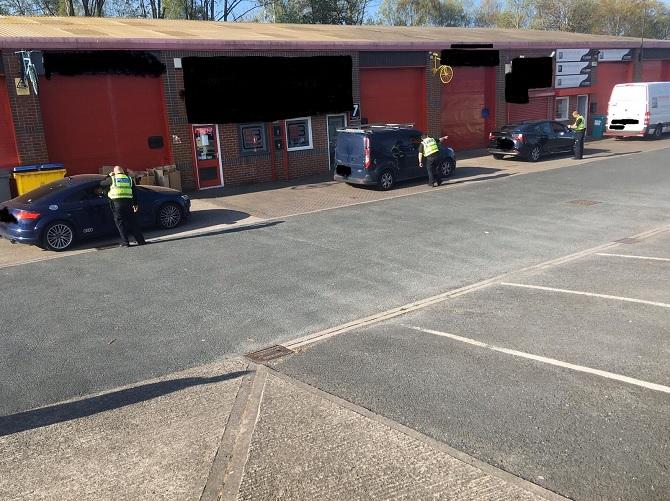 bramley police stops