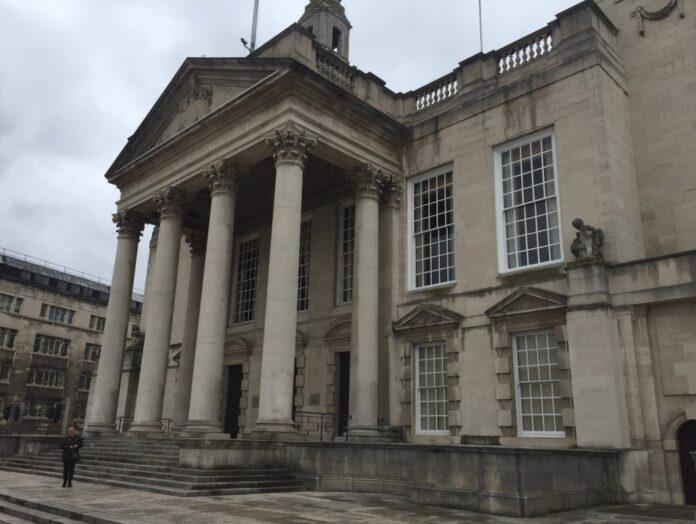 Leeds Civic Hall.