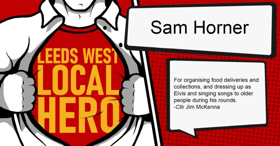 Sam Horner fb thing