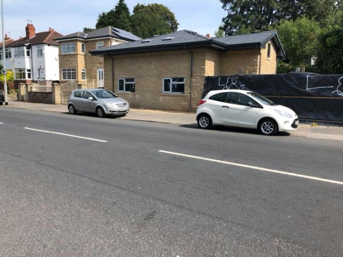 former st anne's villa site burley road