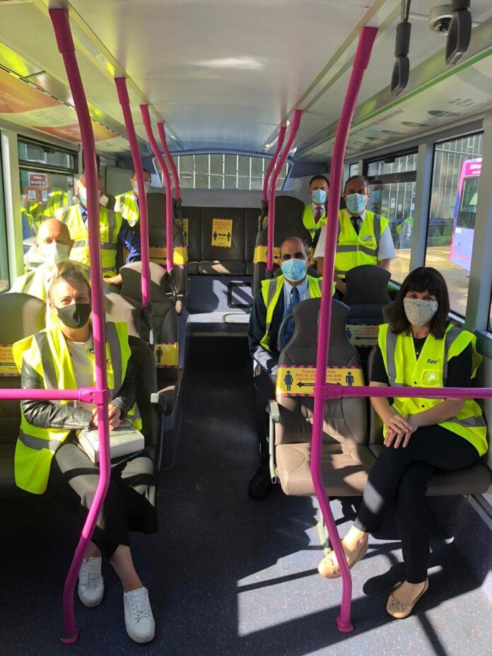 rachel reeves bramley bus depot