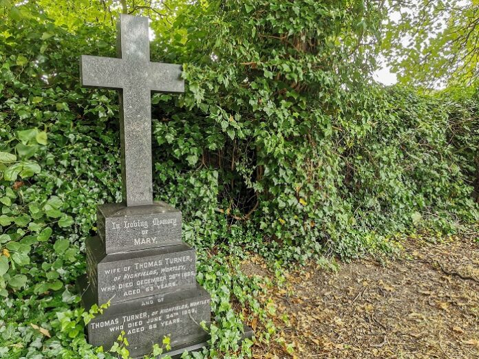 wortley grave
