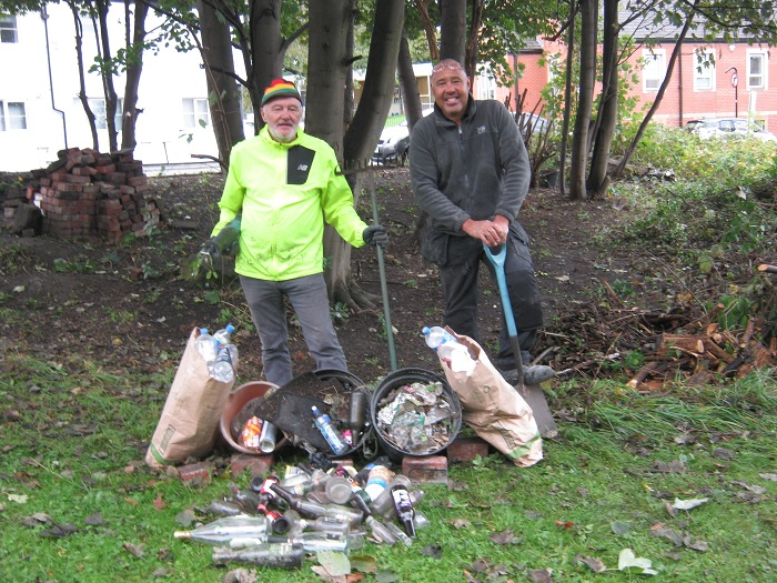 armley clean up 3