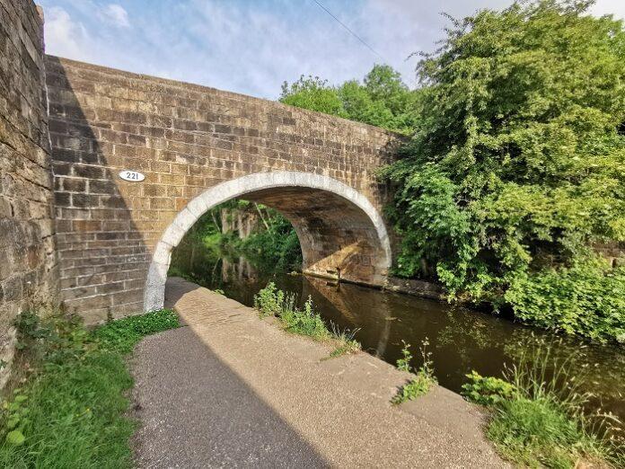 newlay stone bridge