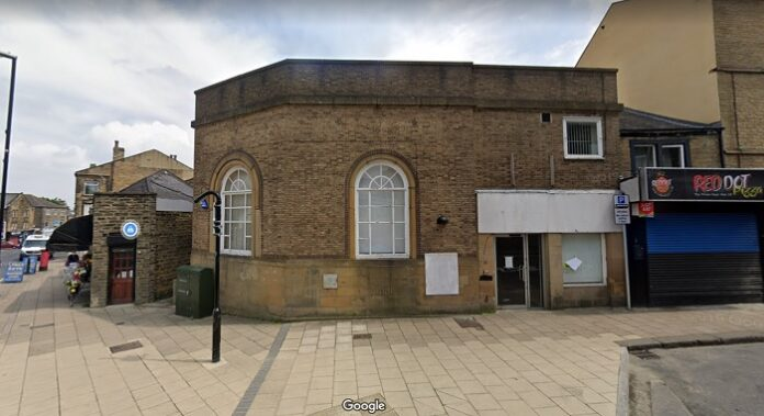 former barclays bank pudsey