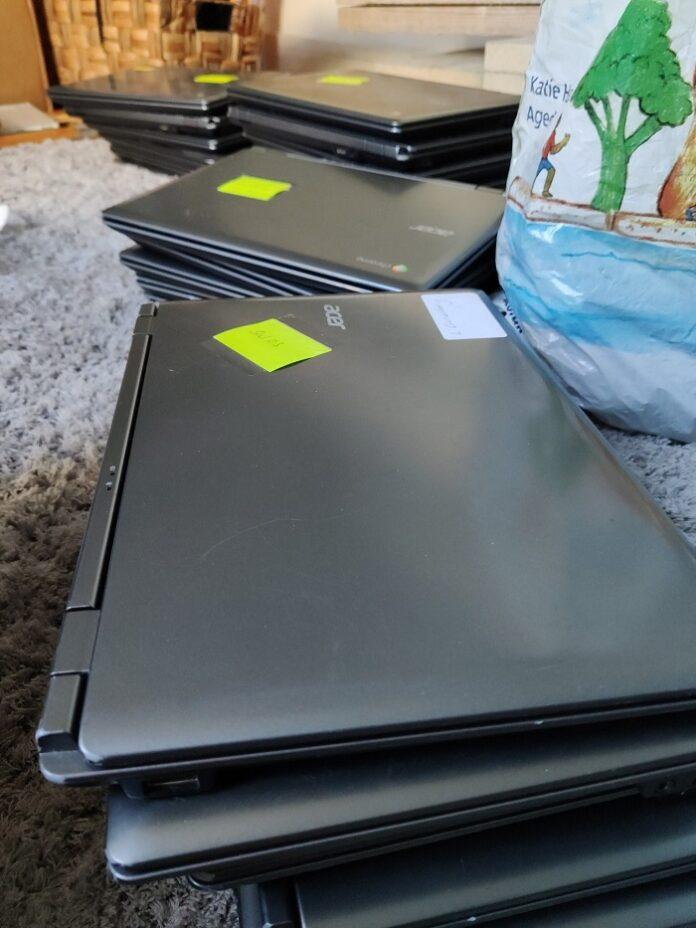 laptop tech angels