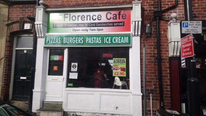 Florence cafe armley