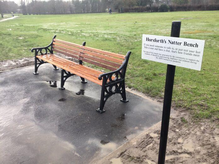 horsforth natter bench