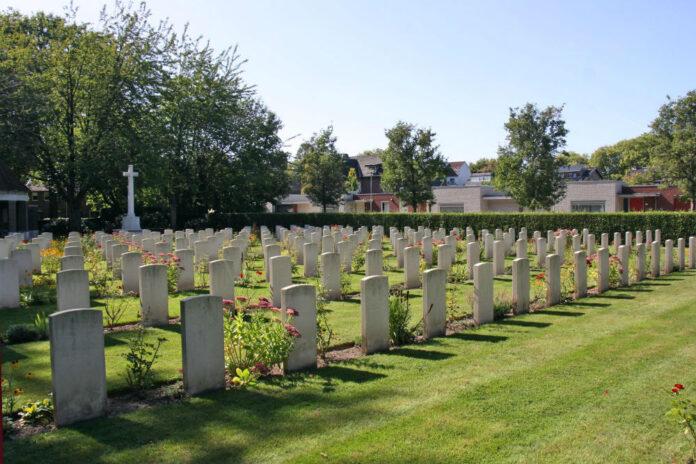 Sittard War Cemetery Holland