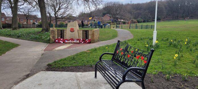 rodley war memorial