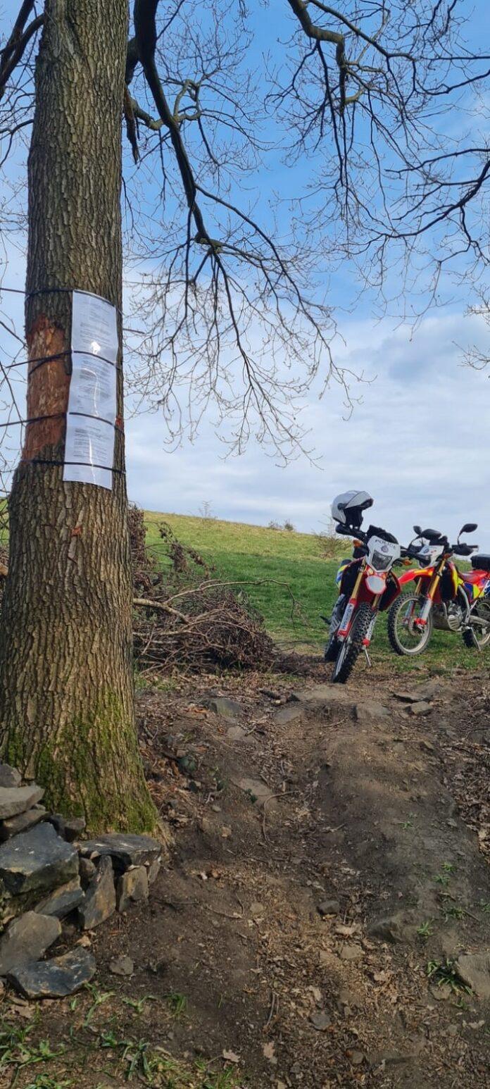 bunnyfields calverley off road bikers