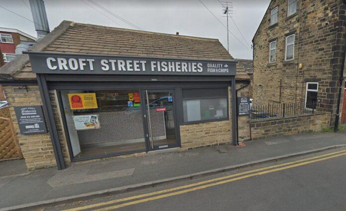 croft street fisheries Farsley