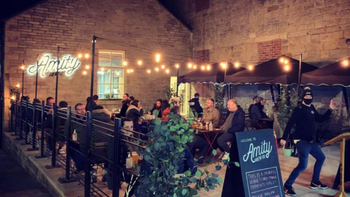 Amity brew co Farsley